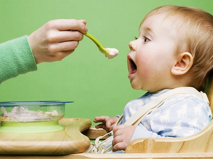 อาหารเสริมสำหรับเด็กทารก