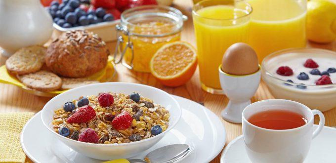 ประโยชน์ของอาหารเช้า