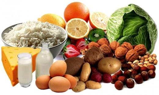 อาหารสำหรับผู้ป่วยโรคเก๊าท์