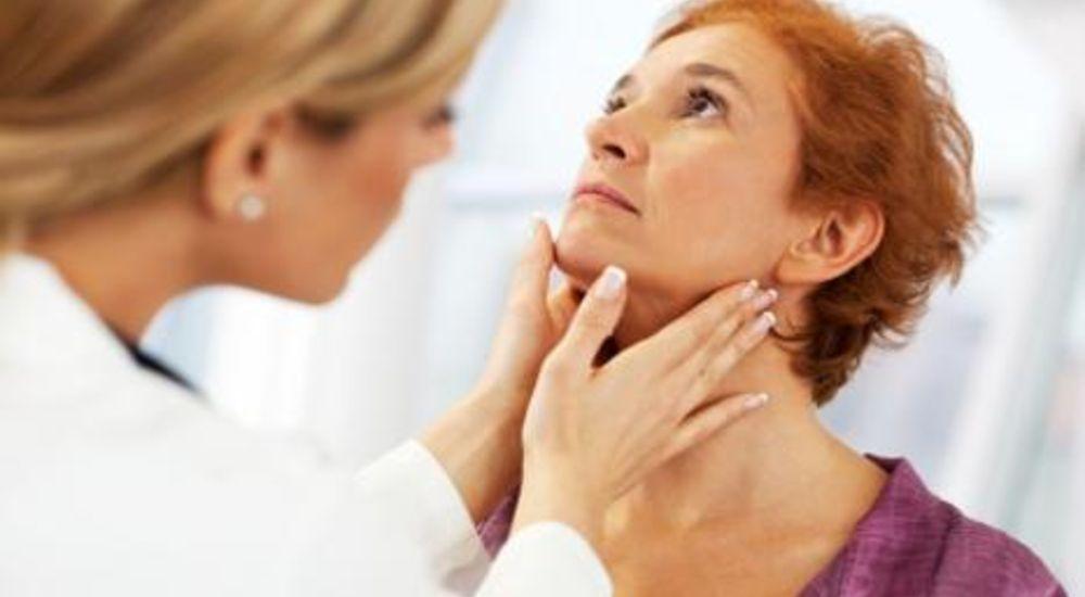 โรคที่เกิดจากต่อมไทรอยด์ผิดปกติ